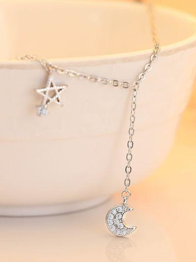 Celestial Stellar CZ Bracelet