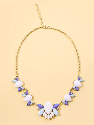 The Diva Of The Day Subtle Precious Neckpiece
