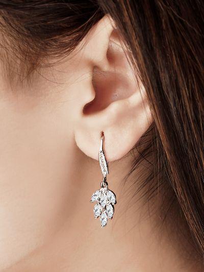 Fascinating Fern AD Earrings