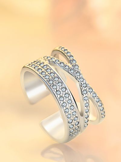 Alluring Alison AD Adjustable Ring