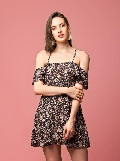 Joyful Joanna Floral Dress
